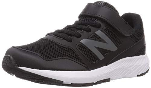 New Balance YT570 Junior Running Shoes, Kids' - black