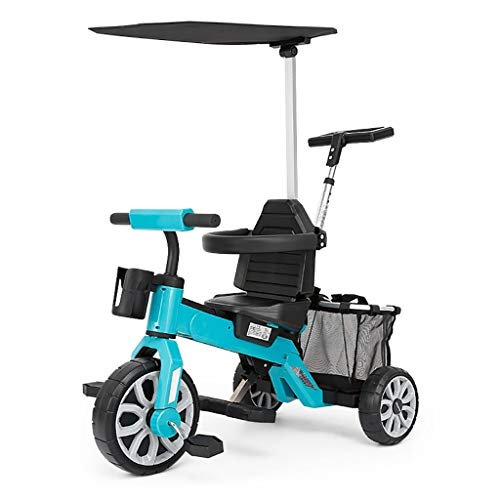Cheapest Price! GAO Children's Tricycle Children Trike Kids Tricycle Baby Tricycle Children's Multi-...