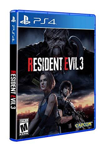 Resident Evil 3 – Standard Edition – PlayStation 4