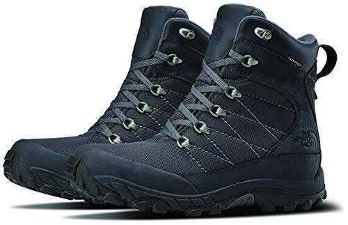 The North Face Men's Chilkat Nylon Boot, Zinc Grey/Ebony Grey, 9.5 D