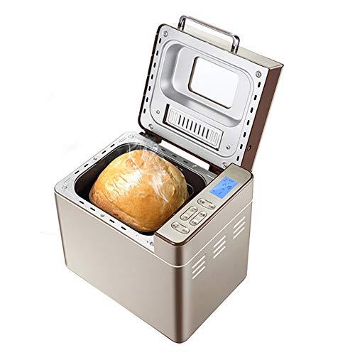 Automatische broodbakmachine Intelligent brood bakken Isolatiemachine Multifunctionele cakebroodje Yoghurt Vergister Deegmenger