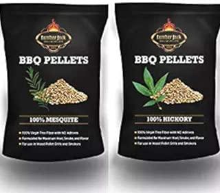 Lumber Jack BBQ 40 Pounds Pellet Assortment (Pick 2 x 20 Pound Bags) See Description for Flavors