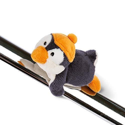 NICI Magnettier Pinguin Peppi 12 cm – MagNICI Magnet-Plüschtier Pinguin – Kuscheltier mit Magnet – Magnettiere für Kühlschrank, Tafel, Metall und vielem mehr – 45724