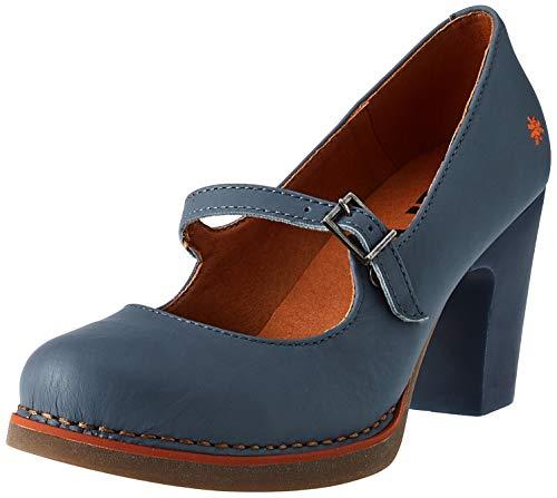 art Damen Gran VIA Pumps, Jeans, 38 EU