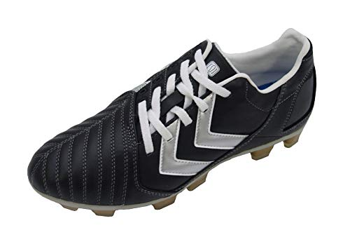 Hummel 8.4 Elite FGX, Black/Silver/Gold, Gr. 45(UK10,5)