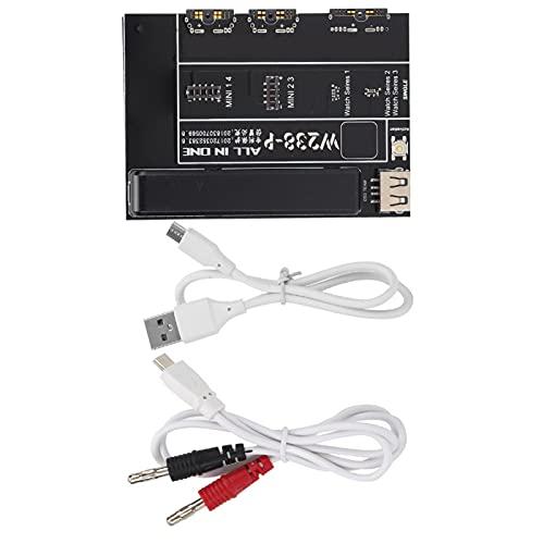 Socobeta Placa de activación de batería con cable USB Carga rápida Alta confiabilidad Cargador de batería Junta Prueba eléctrica para carga de batería incorporada (W238-P)