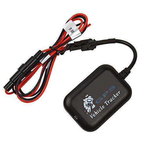 XUBA GPS Tracker Moto vehículo de Coche GPS Mini gsm–Localizador de Moto rastreador