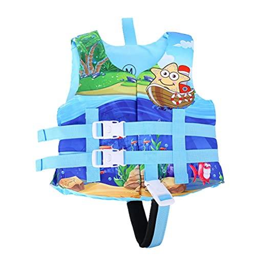 Holmeey Schwimmwesten für Kinder, Kleinkinder Schwimmhilfe zum Schwimmenlernen, Verstellbare Schwimmbadebekleidung, Schwimmjacke für Kinder