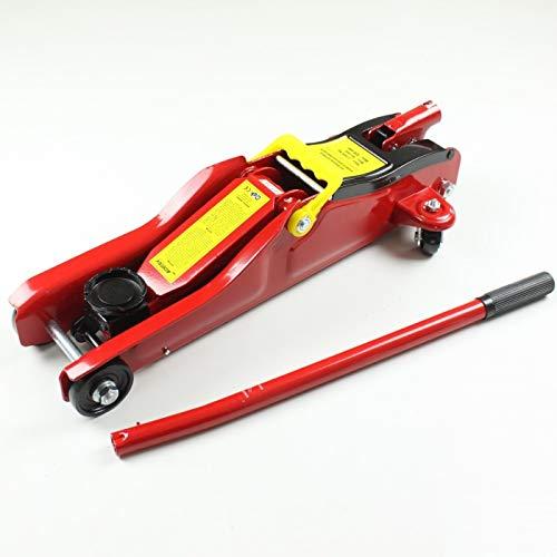Garagekrik 2 t hydraulisch extra vlak 85-330 mm krik werkplaats auto