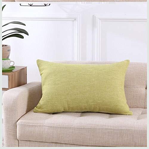 Almohada, Almohada de Diseño Ergonómico, Adecuada para Todos los Durmientes -Verde_40x60cm