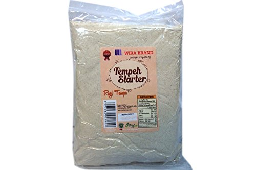 Ragi Tempeh (Tempeh Starter) - 17.6oz (Pack of 2)