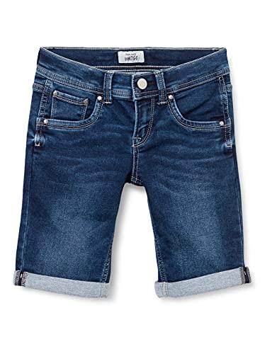 Pepe Jeans CASHED Short Pantalones Cortos, Denim, 33 W/36 L para Niños