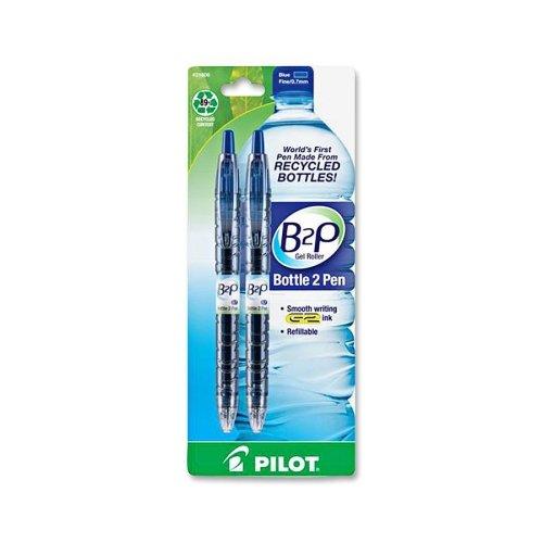 Pilot Bottle To Pen (b2p) B2p Begreen Fine Point Gel Pens