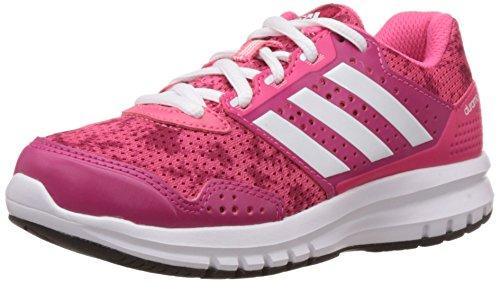 adidas Duramo 7 K - Zapatillas para niño, Color Rosa/Fucsia/Blanco, Talla 30