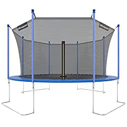 aldi trampolin von sportsline f r 149 ab 305 cm durchmesser. Black Bedroom Furniture Sets. Home Design Ideas