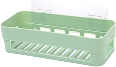 Amazon Com Oxo Soft Works Suction Corner Shower Basket