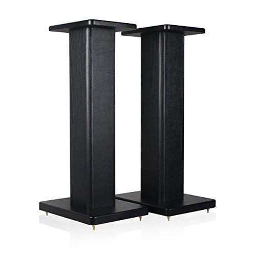 minify BS-S8-1 coppia di supporti da 62 cm in MDF con decorazione in legno e finitura effetto pelle, ideale per scatole con decorazioni in legno