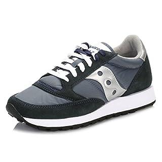 Saucony Originals Men's Jazz Sneaker,Navy/Silver,10.5 M (B000I4N6AE)   Amazon price tracker / tracking, Amazon price history charts, Amazon price watches, Amazon price drop alerts