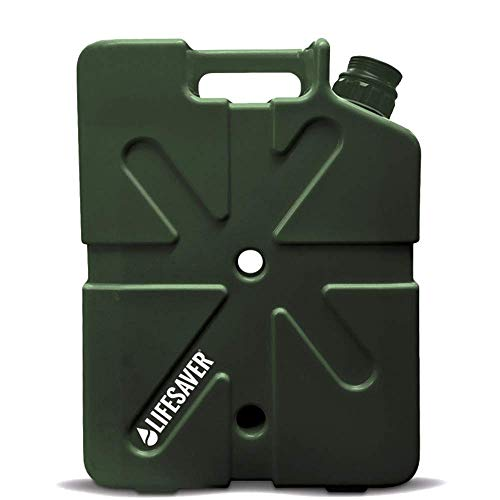 LIFESAVER ICON Systems 20,000 Liter Jerrycan Water Purification System, OD Green