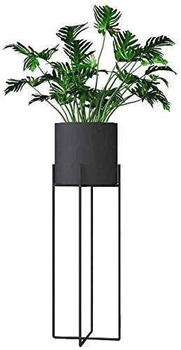 Pyrojewel moderna simplicidad Planta de metal cubierta del soporte Sala de estar Balcón Decoración estante de exhibición de la hierba de Bonsai de suelo o de pie al aire libre del hierro Estantes apoy