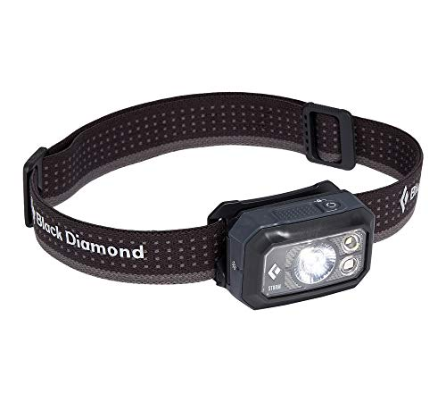Black Diamond Storm 400 Headlamp, Unisex, One Size (400 Lumens) (Graphite)