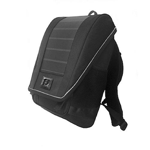 Lumos unPlug Solar Backpack Black
