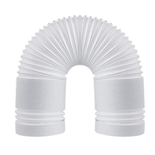 XIANGSHANG Klimaanlageschlauch Einstellbar Mobiler Abgaskanalventilator-Rohrschlauch-Stretch Für Klimaanlage (Color : 15cmx1.5M)