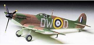 Tamiya 300060748 - Maqueta de avión Supermarine Spitfire MK1 (Escala 1:72)