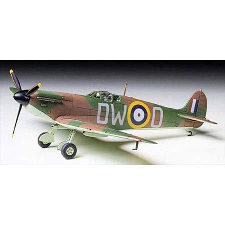 タミヤ 1/72 ウォーバードコレクション No.48 イギリス空軍 スーパーマリン スピットファイア Mk.I プラモデル 60748
