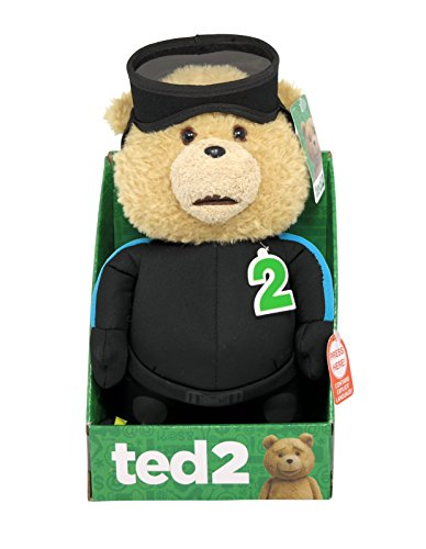 Ted 2 11' Plush in Scuba Outfit & Sound - Explicit Language