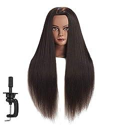 Image of Hairginkgo Mannequin Head...: Bestviewsreviews