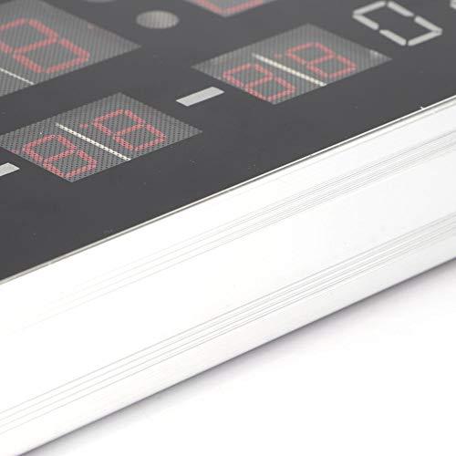 Reloj LED, reloj despertador digital para la sala de estar de la mesa del dormitorio en casa