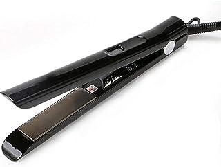 Hair Curler Straight Hair Straightener LCD Display MCH Heating Fast Roll Straight Dual-use Negative Ion Straight Hair Spli...