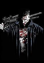 Desconocido The Punisher Serie de TV Póster Foto Series Art Jon Bernthal Frank Castillo 004 (A5-A4-A3) - A4
