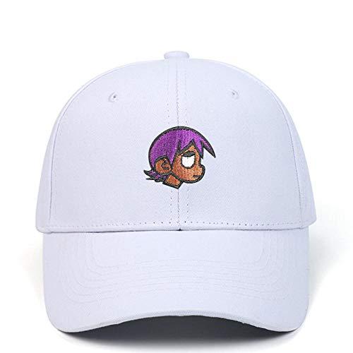 Lil-Uzi VERT Cotton Baseball Cap Men and Women Adjustable Hip-hop dad hat Outdoor Sports Cap Sun hat
