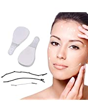 40 Stuks Direct Onzichtbaar Gezicht, V-vormige Face-lifting Onzichtbare Gezichtssticker, Nek- en Oogliftset voor Woman's Anti Aging