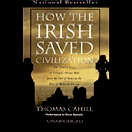 How the Irish Saved Civilization cover art
