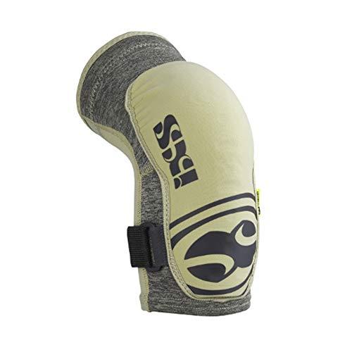 IXS Flow EVO+ Elbow Guard Camel S Protektoren für Erwachsene, Unisex, Schwarz