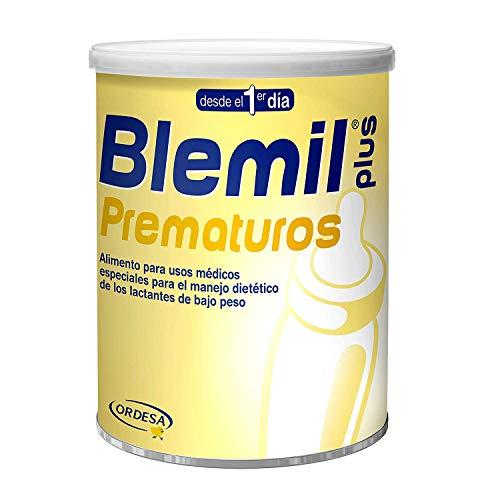 Blemil Plus – Prematuros, Fórmula Láctea, Recién Nacidos con Bajo Peso, 400 gr