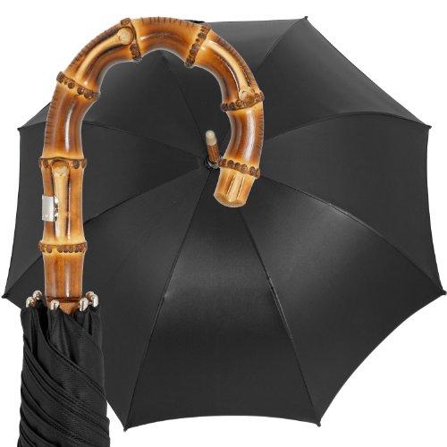 Oertel Handmade Regenschirm - Perlbambus übergroß