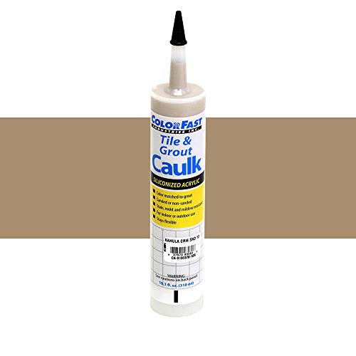 TEC Color Matched Caulk by Colorfast (Sanded) (985 Sand)