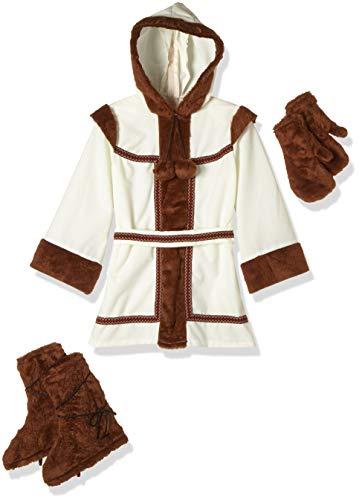 disfraz prime Disfraz Esquimal niño, Multicolor, estandar (limitsport 8421796429233)