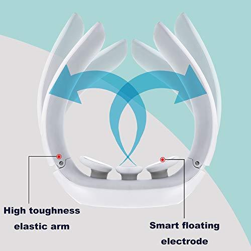 Massaggiatore Cervicale massaggiatore elettrico massaggio Cervicale Elettromagnetico Multifunzionale Massaggiatore Cervicale,Fisioterapia Elettromagnetica Profonda, allevia il dolore