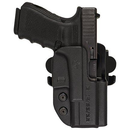 "Comp-Tac International Belt Holster Right Hand Springfield Armory XDM 4.5""."
