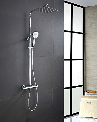 Piezas de fontanería de Baño y cocina marca IMEX, Cromado (Plateado) (BDK010)