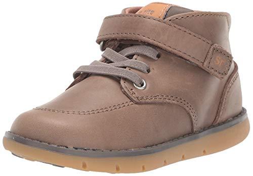 Stride Rite girls Srt Quinn Sneaker, Brown, 4 Toddler US
