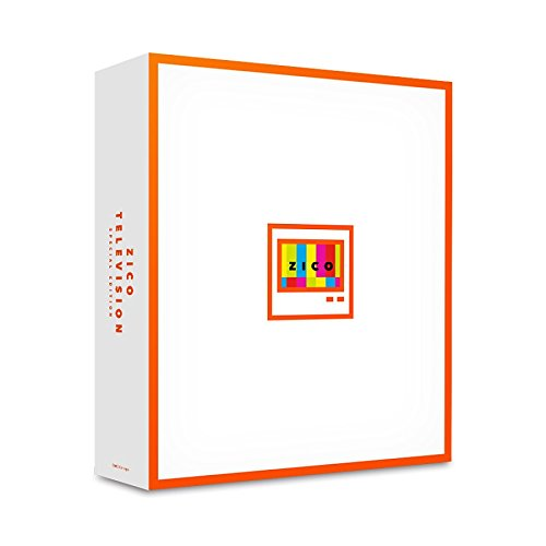7Seasons Zico - Television Special Edition [3,000 Limited] CD+DVD+Photobook