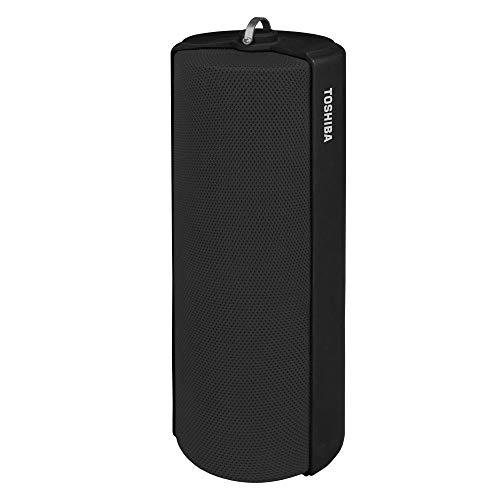 Toshiba WSP 70 Bluetooth-Lautsprecher, Schwarz