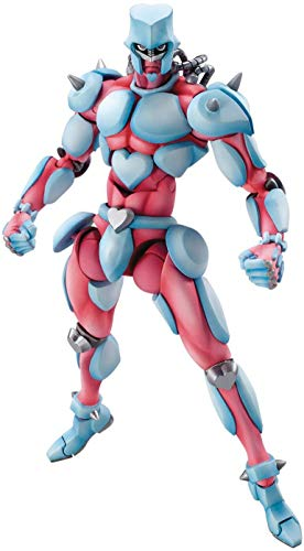 MediCos JoJo's Bizarre Adventure Part 4: Chozo Kado Crazy Diamond Super Action Statue Figure