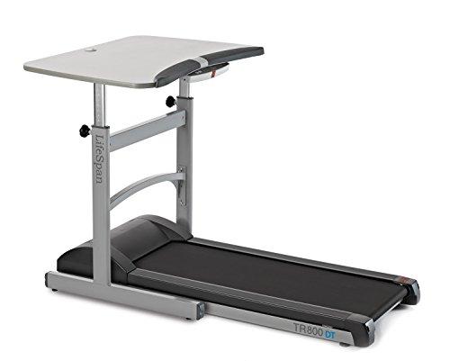 LifeSpan Erwachsene Laufband Treadmill Desk